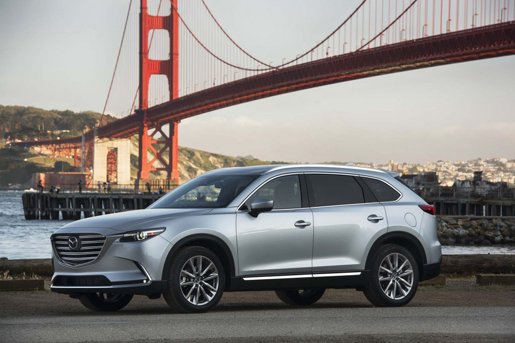 2019 Mazda Cx 9 To Offer Apple Carplay Android Auto