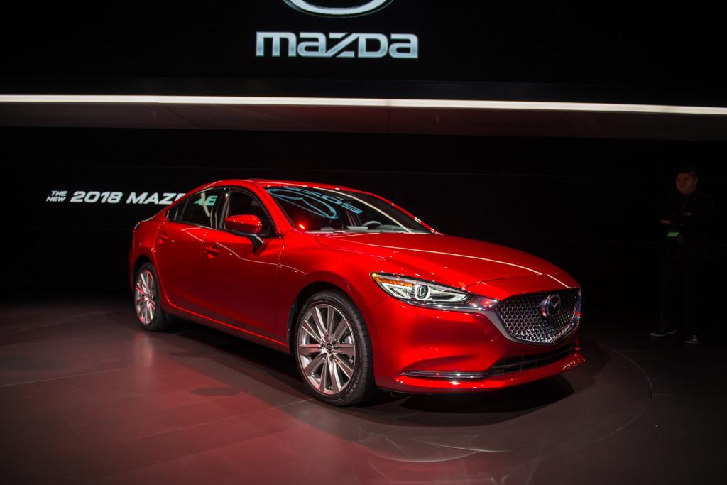 Image 2018 Mazda Mazda6 2017 Los Angeles Auto Show Size