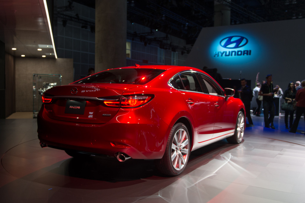 Image 2018 Mazda Mazda6 2017 Los Angeles Auto Show Size 1024 X 683 Type Gif Posted On