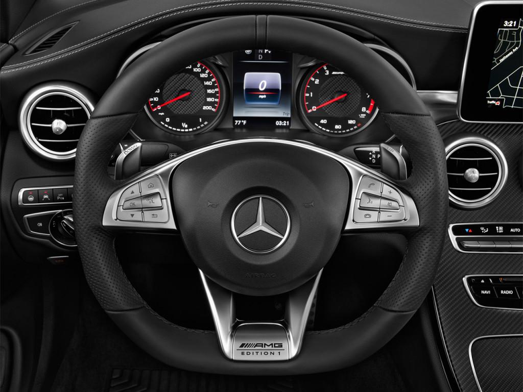 Image 2018 Mercedes Benz C Class Amg C 63 S Cabriolet