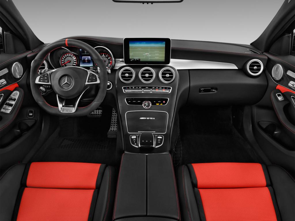 Image 2018 Mercedes Benz C Class Amg C 63 S Sedan Dashboard Size 1024 X 768 Type Gif
