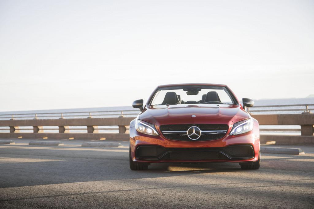 2018 Mercedes-Benz C-Class (Mercedes-AMG C63 S Cabriolet)