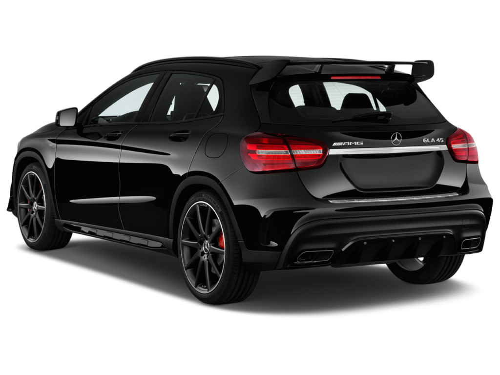 Image 2018 mercedes benz gla amg gla 45 4matic suv for Mercedes benz amg suv 2018