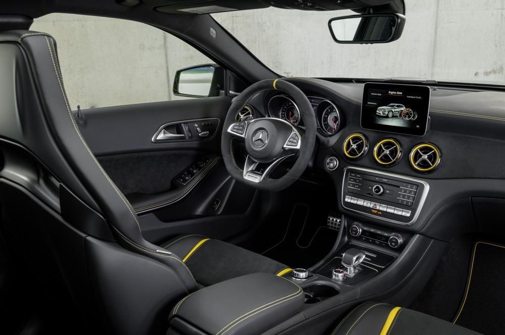 2018 Mercedes-AMG GLA45