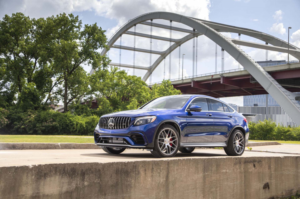 2018 Mercedes-AMG GLC63 and 63 S Coupe review update: fire-breathing, high-riding hatchbacks