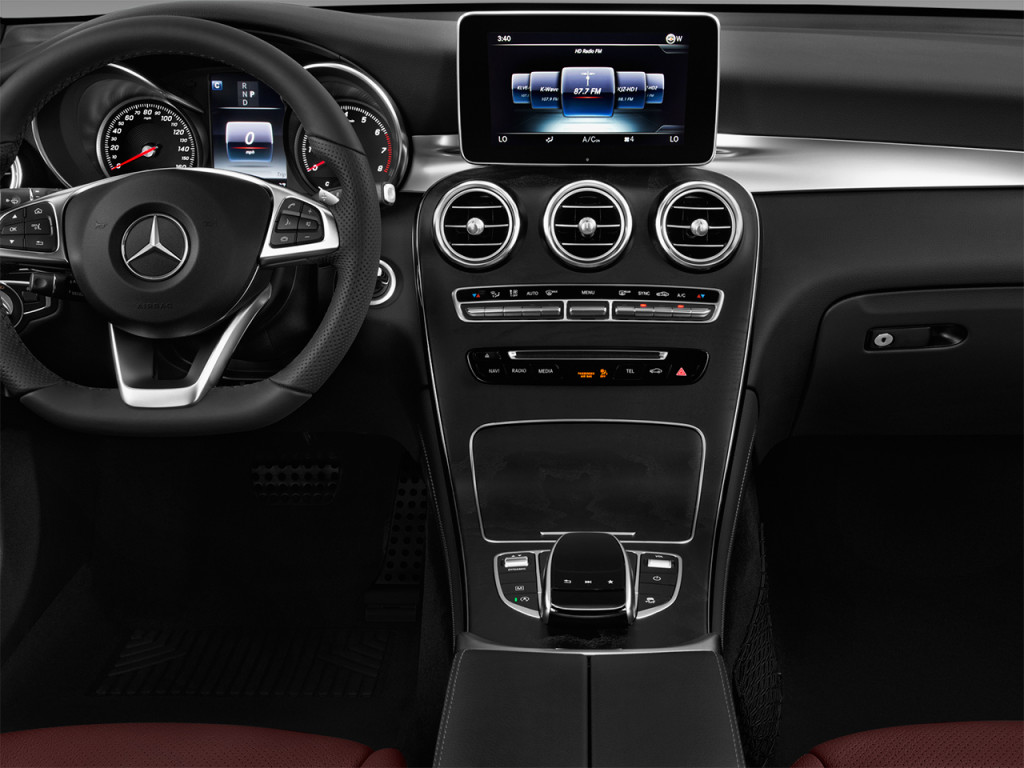 image 2018 mercedes benz glc glc 300 4matic coupe instrument panel size 1024 x 768 type gif. Black Bedroom Furniture Sets. Home Design Ideas