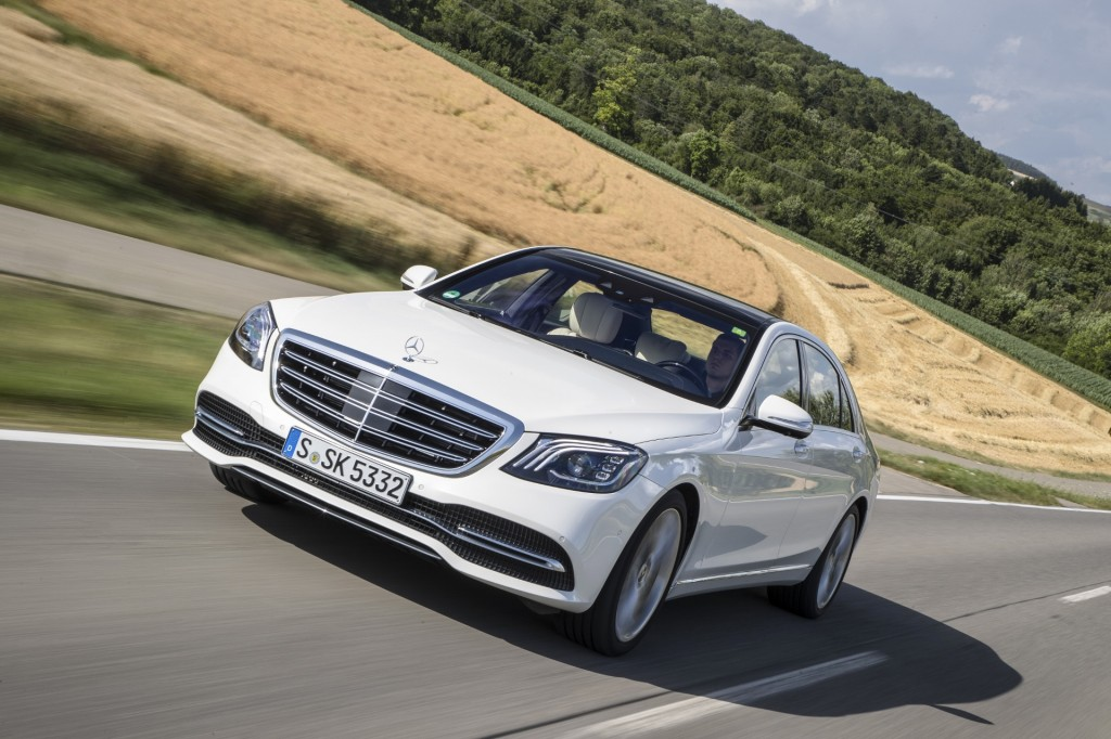 Image 2018 Mercedes Benz S560 4matic Size 1024 X 682 Type Gif Posted On July 17 2017 3