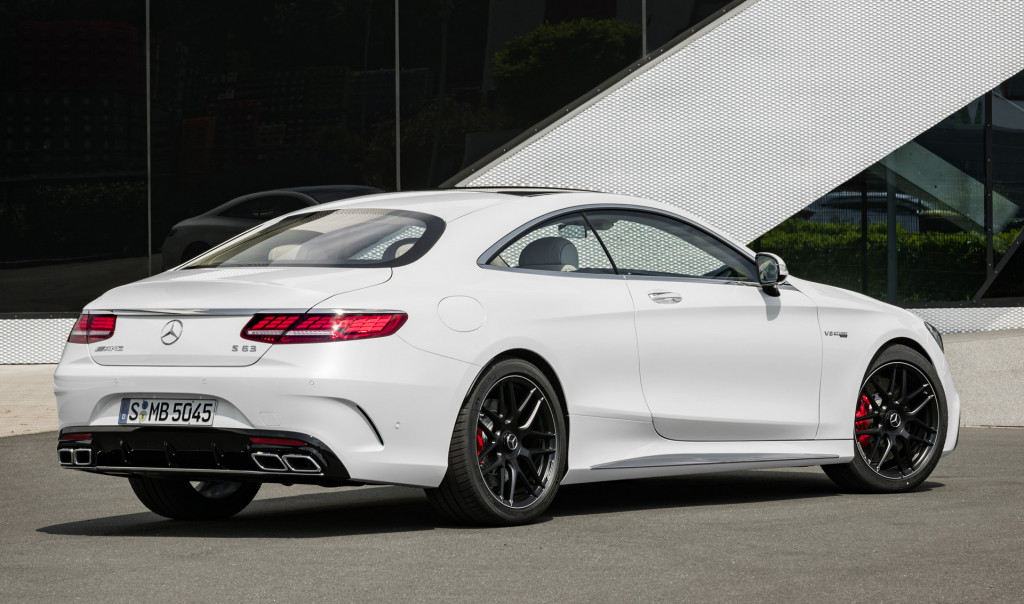 Image 2018 Mercedes Amg S63 Coupe Size 1024 X 604 Type