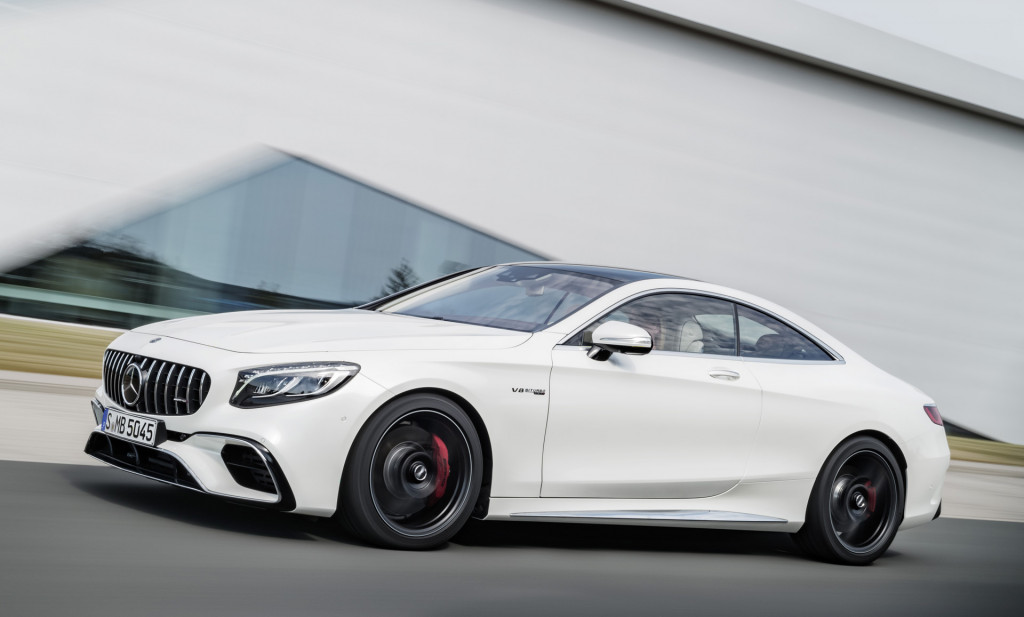 Rolls Royce Starting Price >> Image: 2018 Mercedes-AMG S63 Coupe, size: 1024 x 617, type: gif, posted on: September 4, 2017 ...
