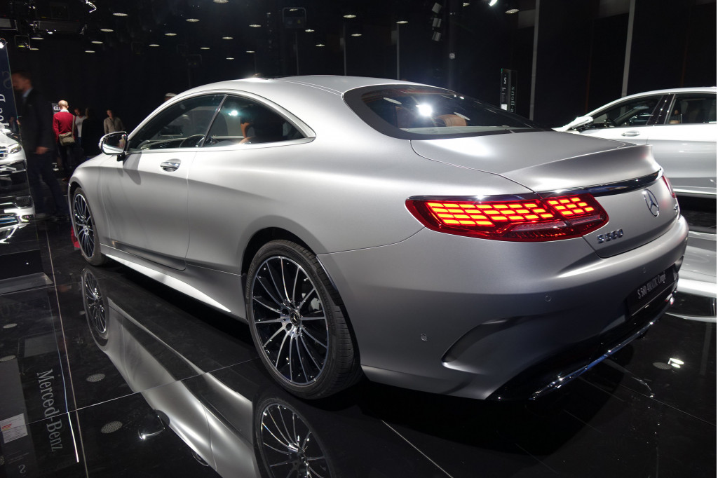 Image 2018 mercedes benz s560 4matic coupe 2017 for Mercedes benz car show