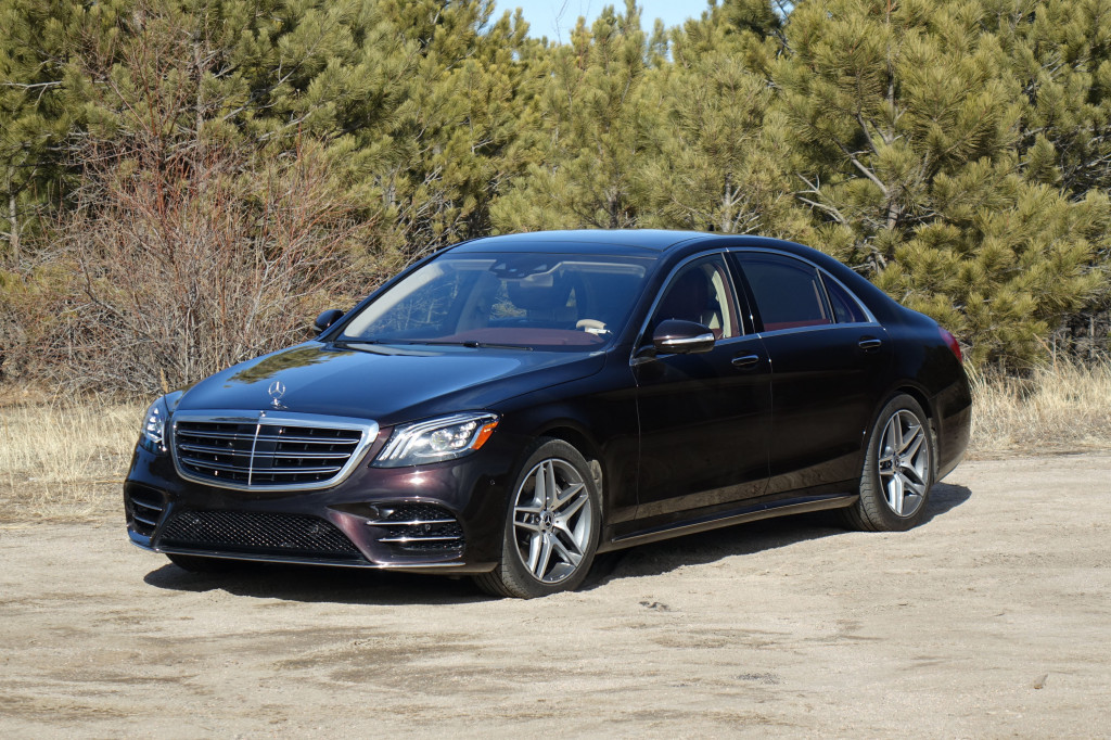 the opulence of options what 50k adds to the 2018 mercedes benz s450 4matic f3news. Black Bedroom Furniture Sets. Home Design Ideas