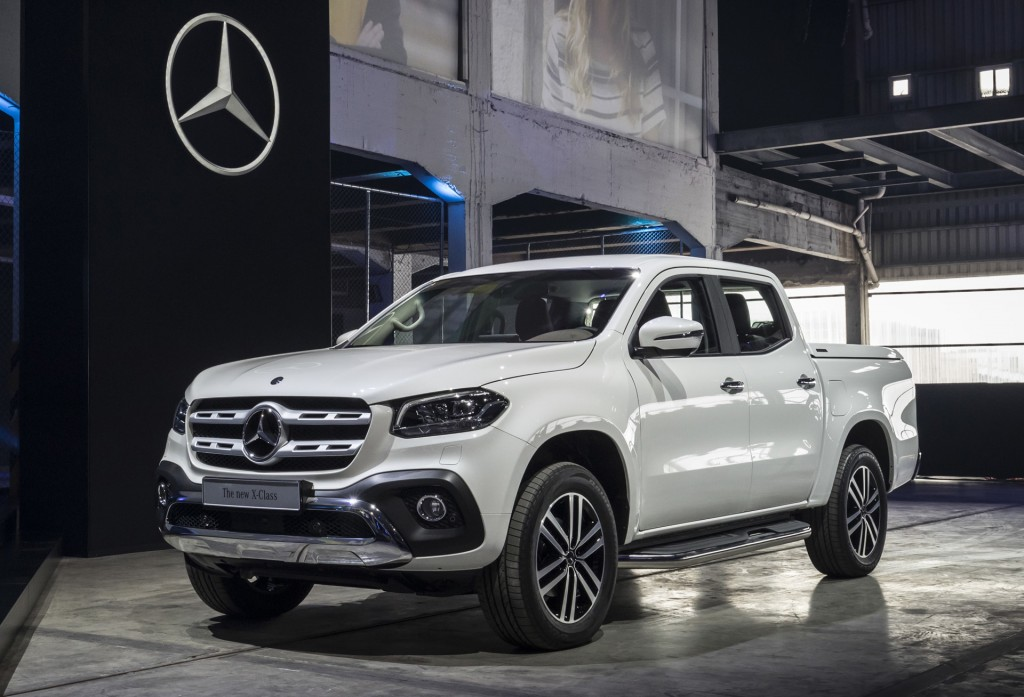 Mercedes-Benz reportedly plans to kill X-Class pickup truck