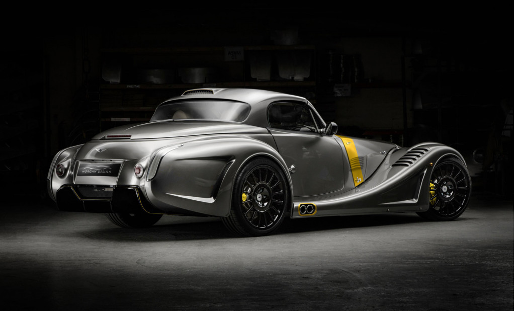 Aero GT is Morgan's most extreme road car to date