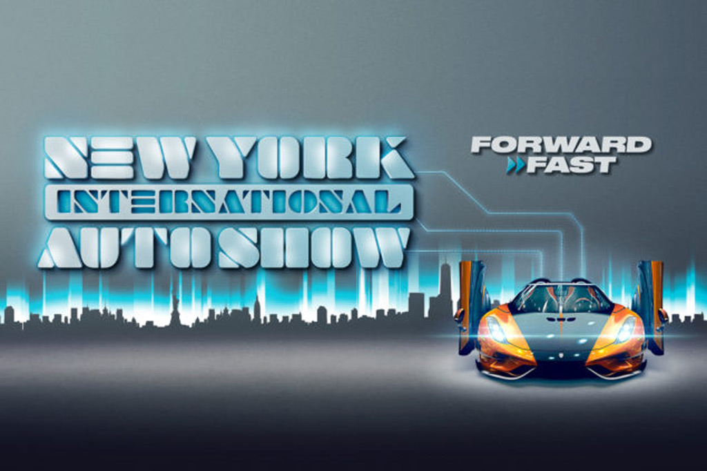2018 New York International Auto Show logo