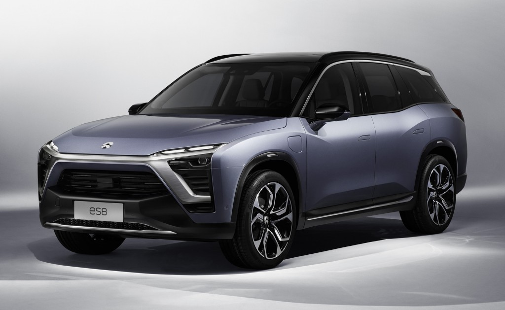 Co-founder of EV startup Nio steps down