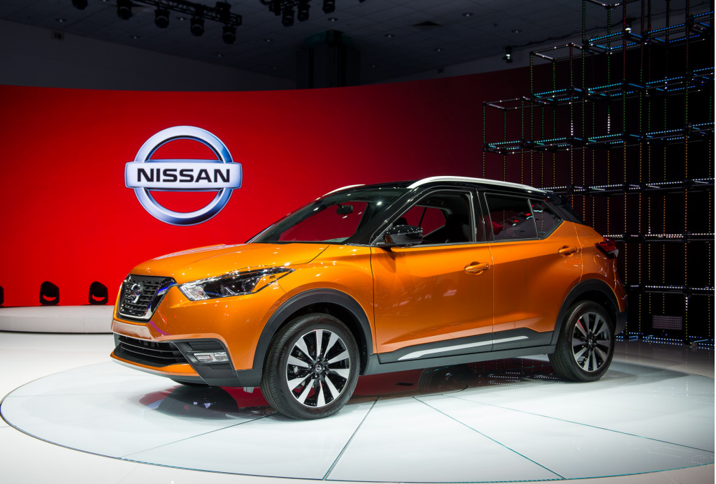 Crossover to the small side: 2018 Nissan Kicks SUV video preview