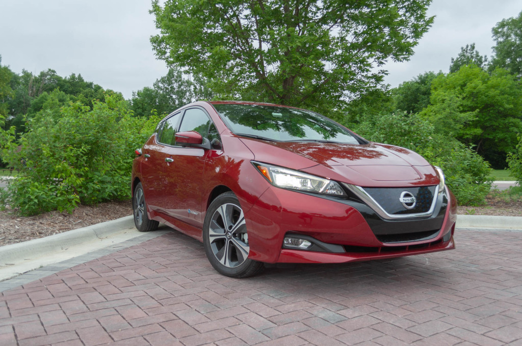 2018 Nissan Leaf review update: all the daily driver you need