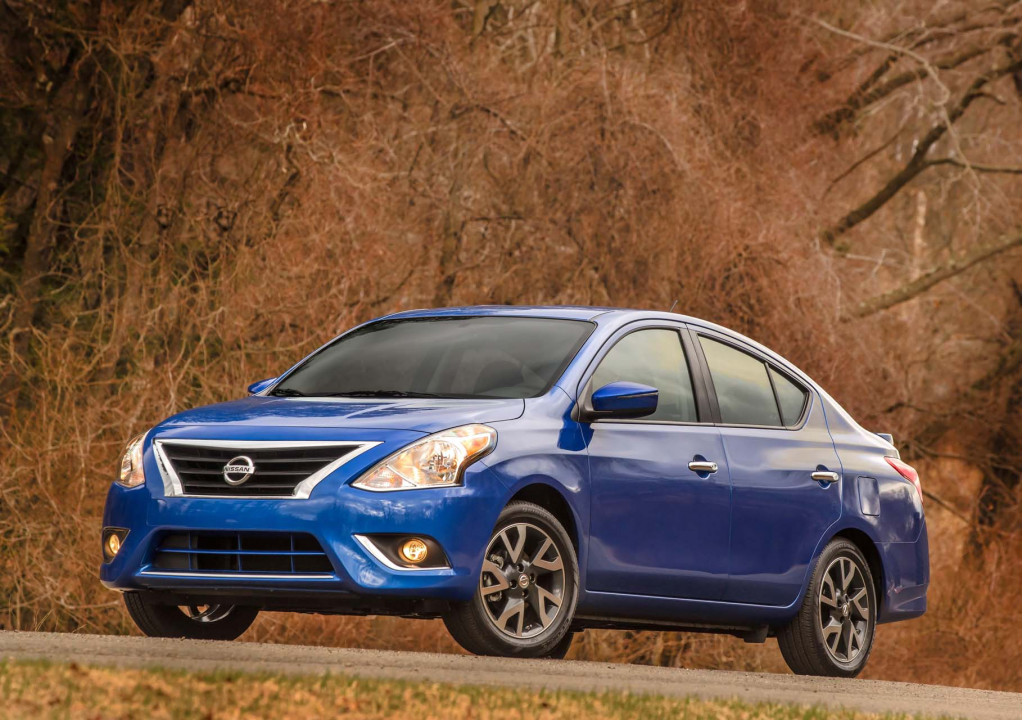 2018 Nissan Versa Review Ratings Specs Prices And Photos The Car Connection