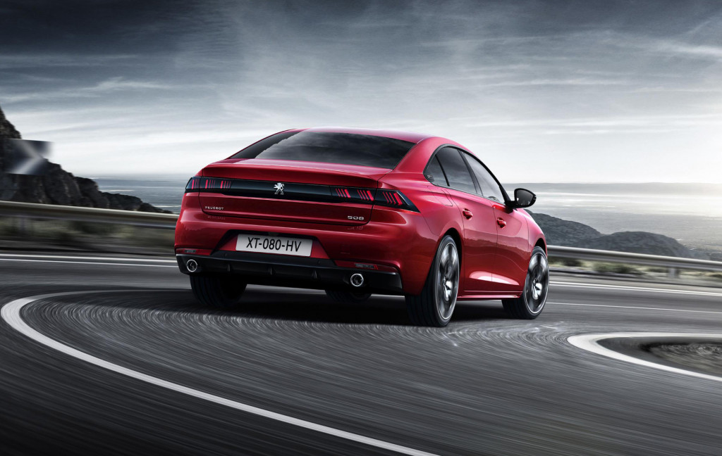Peugeot 508 strikes a chord with its impressive design