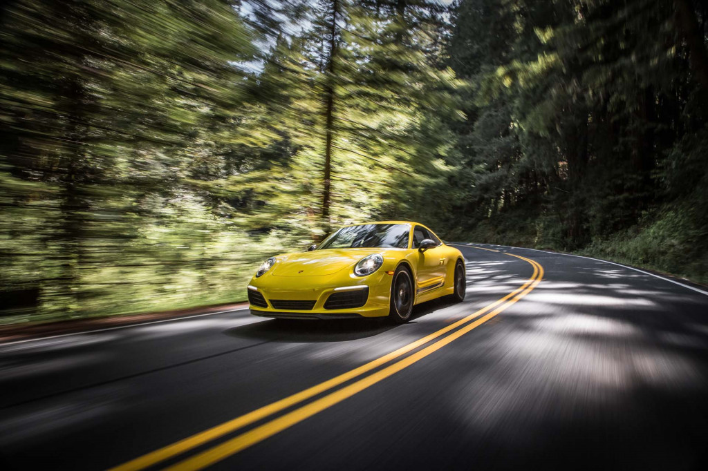 2018 Porsche 911 Carrera T first drive review: the way forward for a classic