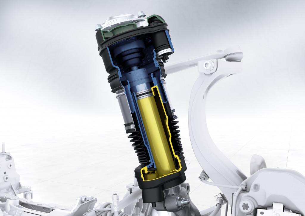 2019 Porsche Cayenne air suspension