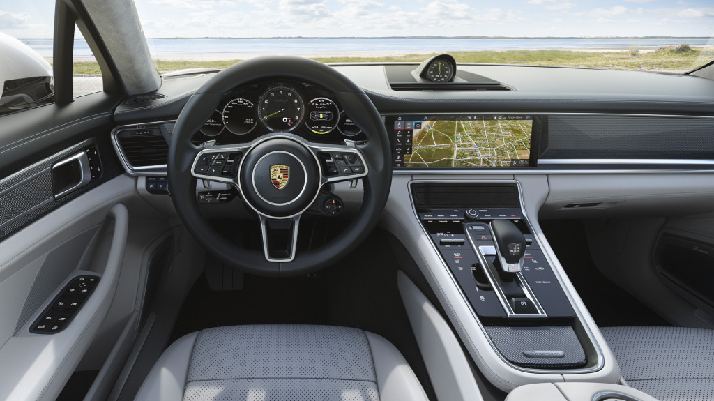 Porsche Panamera Sport Turismo Gets 680 Hp Turbo S E Hybrid Range Topper