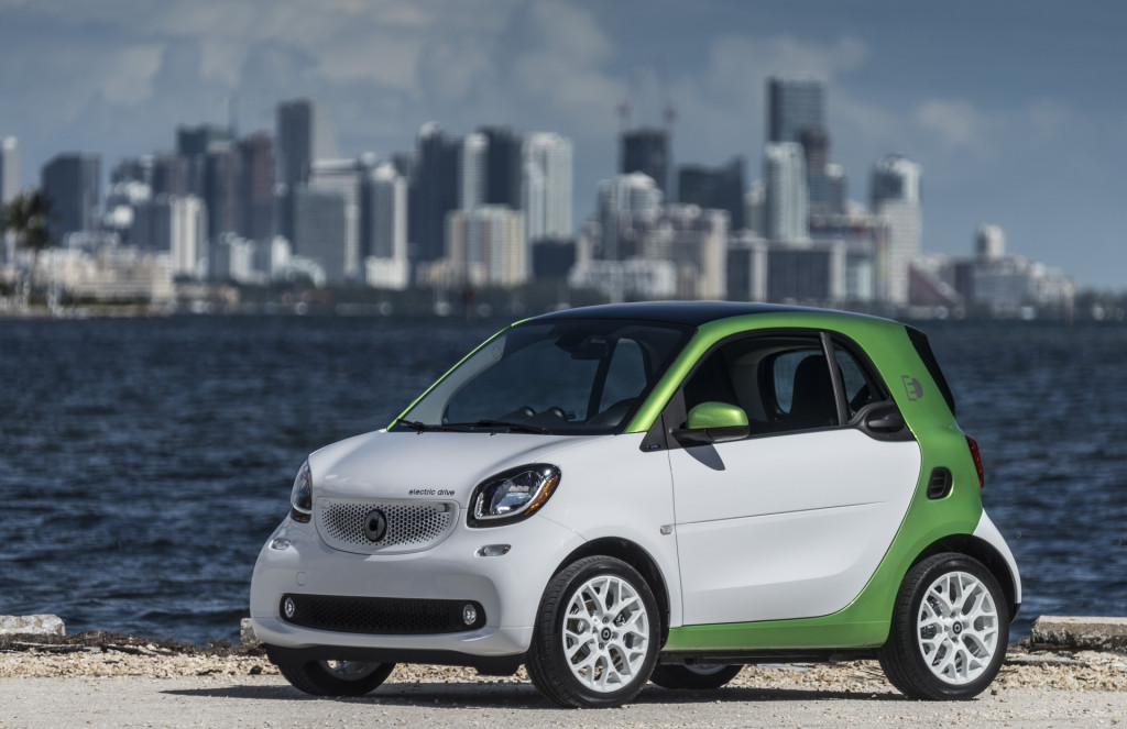 Image 2018 Smart Fortwo Electric Drive Size 1024 X 663