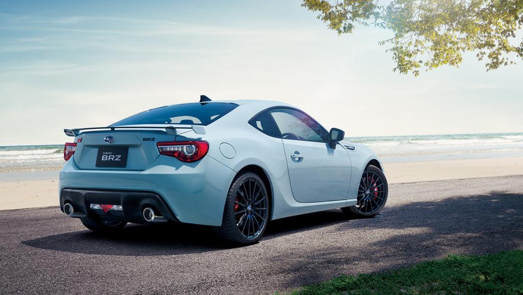 2018 Subaru BRZ STI Sport