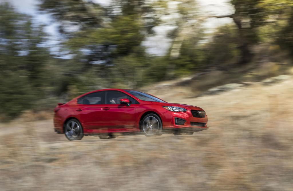 2018 Subaru Impreza Review, Ratings, Specs, Prices, and