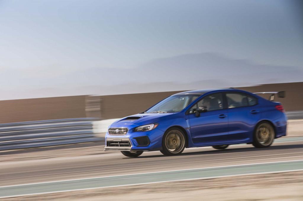 2018 Subaru WRX STI Type RA first drive review: a lighter, tighter WRX STI