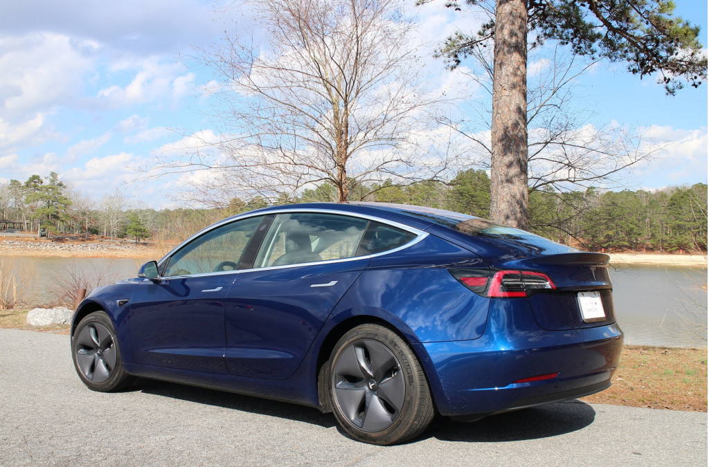 2018 Tesla Model 3 Long Range: first drive review of 310-mile