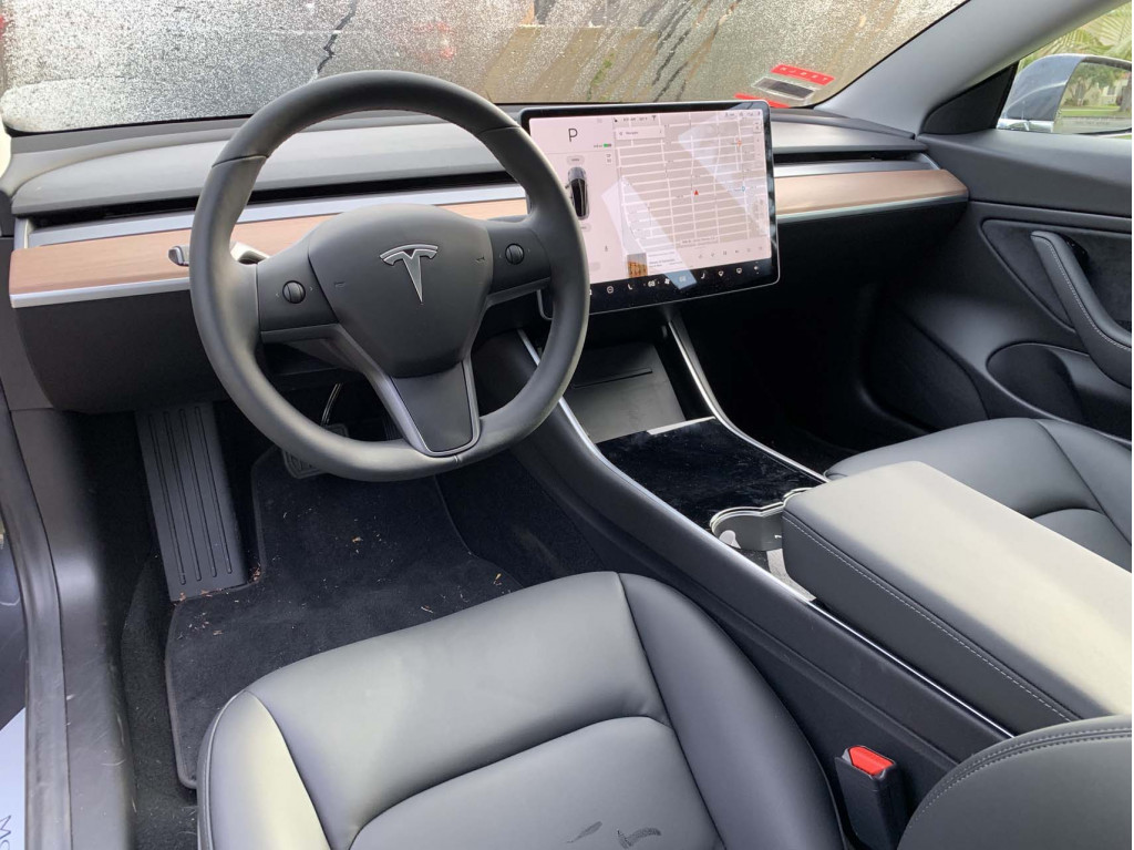 2018 Tesla Model 3 first drive review: This is the future ...