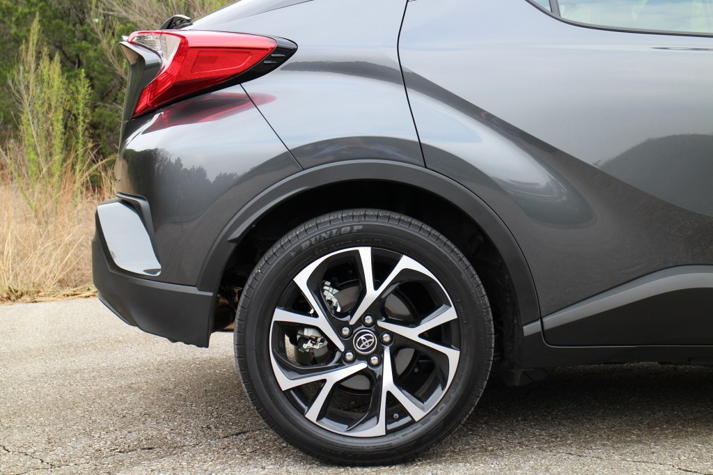 2018 Toyota C-HR, San Antonio, Texas, Feb 2017