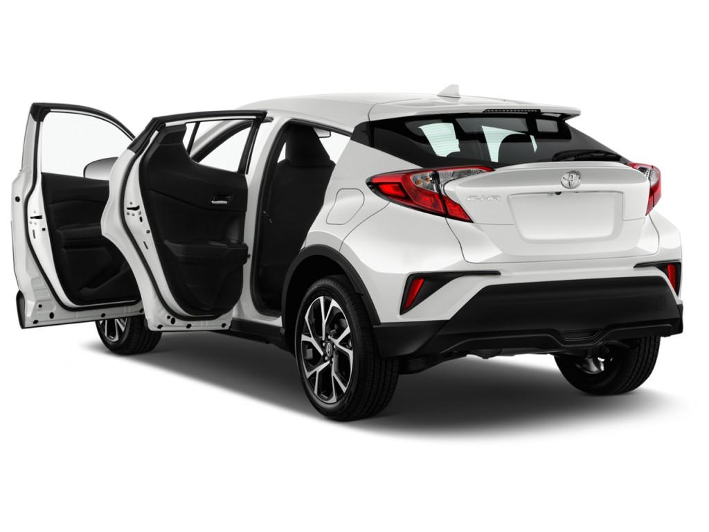 Image 2018 Toyota C Hr Xle Premium Fwd Natl Open Doors