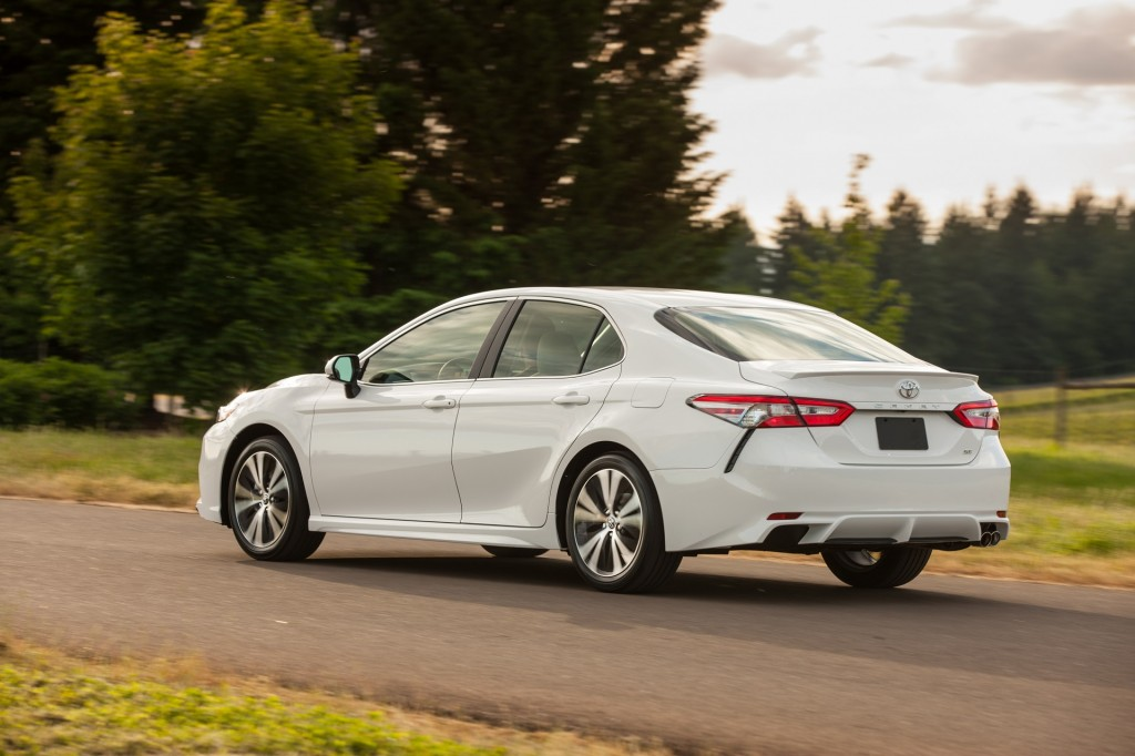 2018 Toyota Camry, some Lexus models recalled