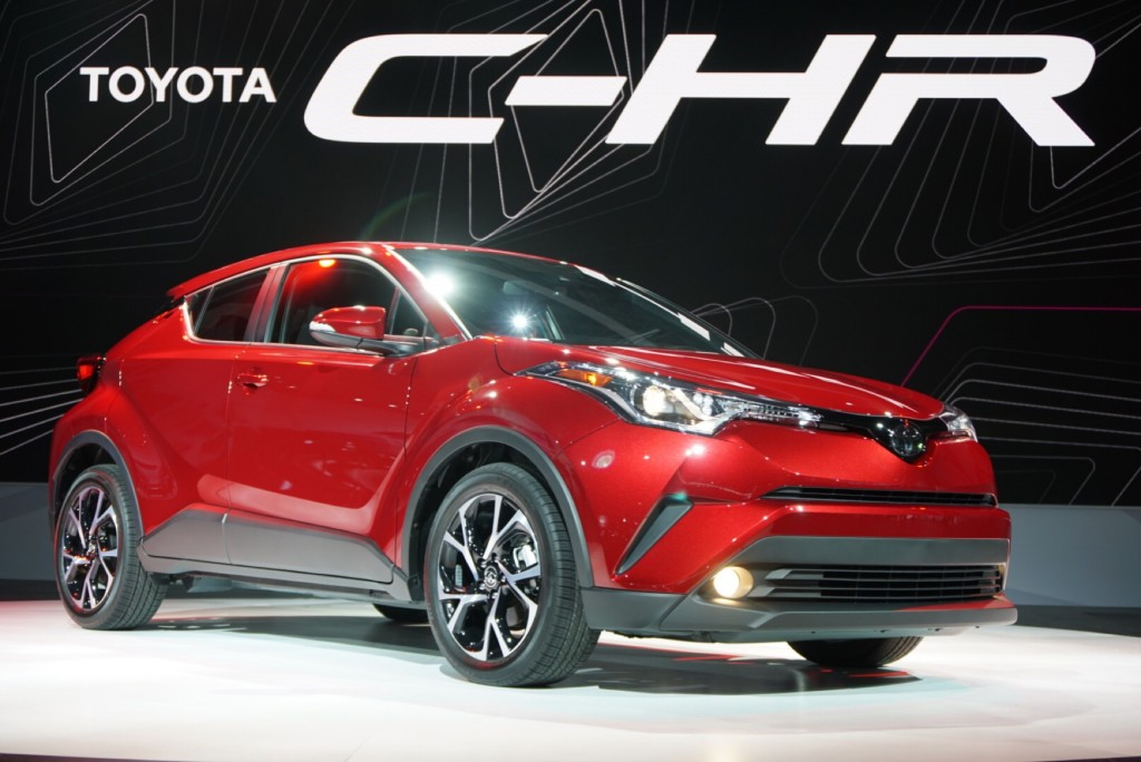 Image 2018 Toyota C Hr Size 1024 X 684 Type Gif