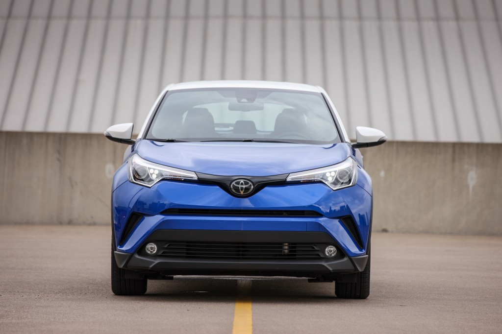 Image: 2018 Toyota C-HR, size: 1024 x 682, type: gif ...
