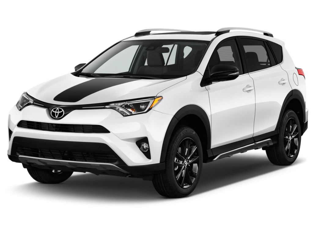 Image 2018 Toyota Rav4 Adventure Awd Natl Angular Front
