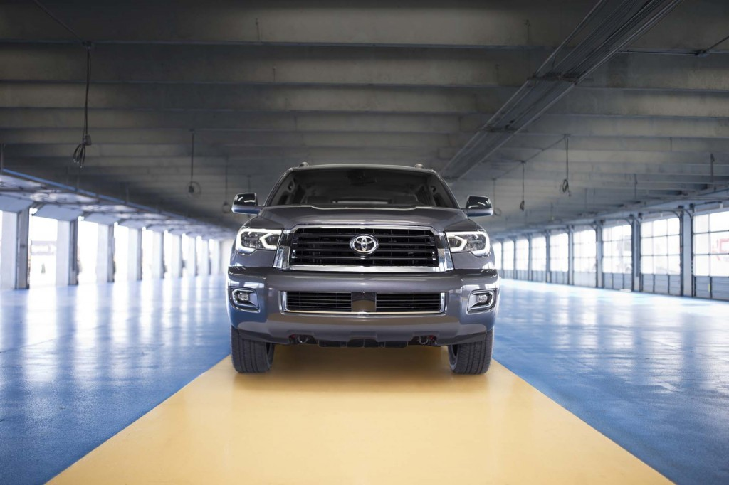2018 Toyota Sequoia Limited 4x4 review update: SUV from the land before time