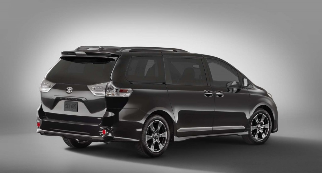 2018 Toyota Sienna Review Ratings Specs Prices And Photos The Car Connection