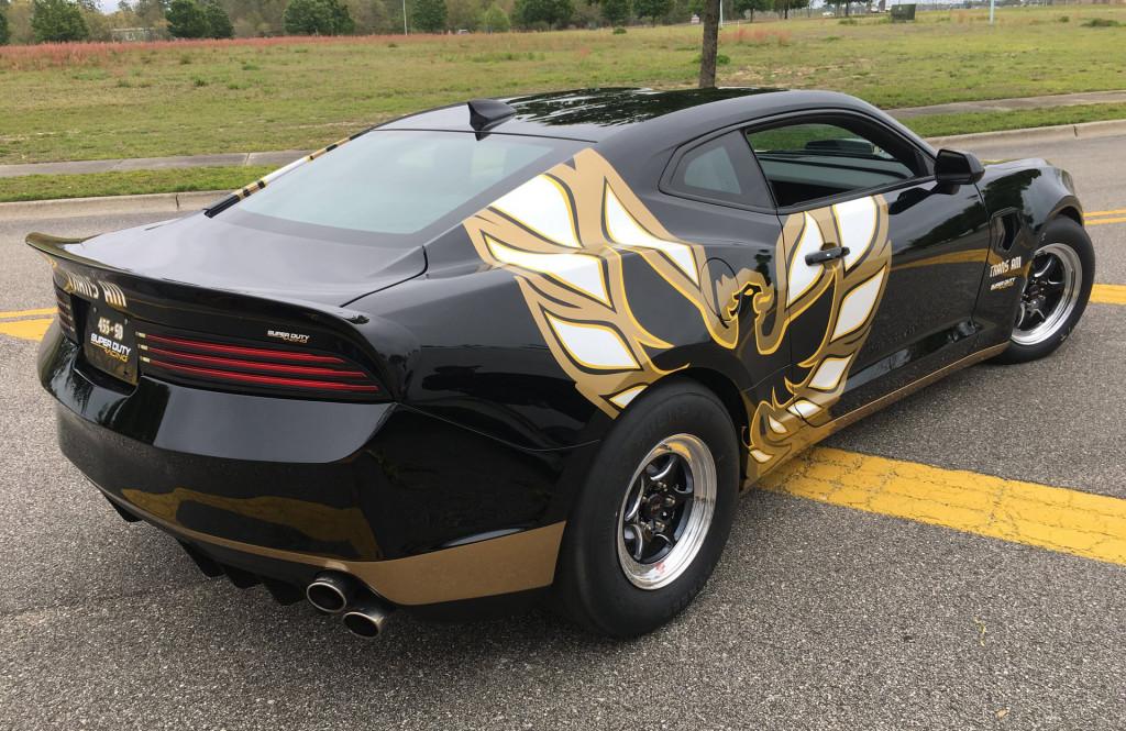 Trans Am Depot makes 455 Super Duty drag car with 1,100 horsepower ...