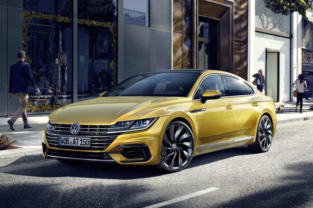 2019 Volkswagen Arteon, 2020 Nissan Titan, 2021 Porsche Panamera: Car News Headlines