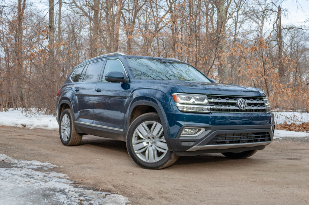 2018 Volkswagen Atlas: A third row worth fighting over