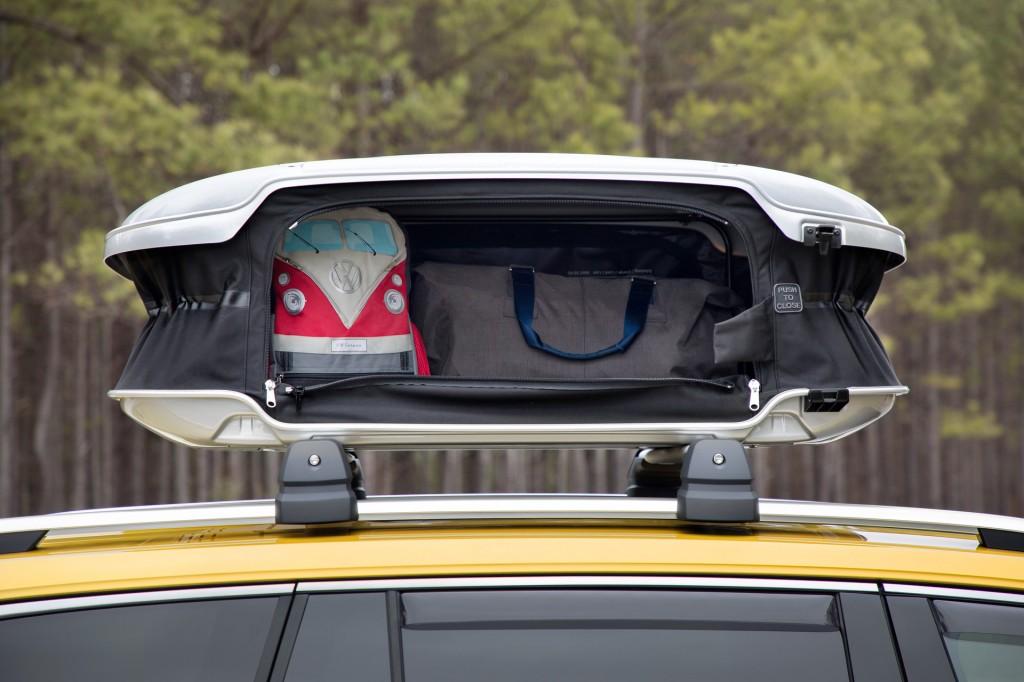 2018 Volkswagen Atlas Weekend Edition concept, 2017 Chicago auto show