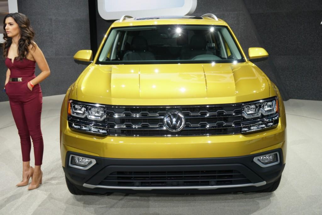 Image 2018 Volkswagen Atlas Size 1024 X 684 Type Gif