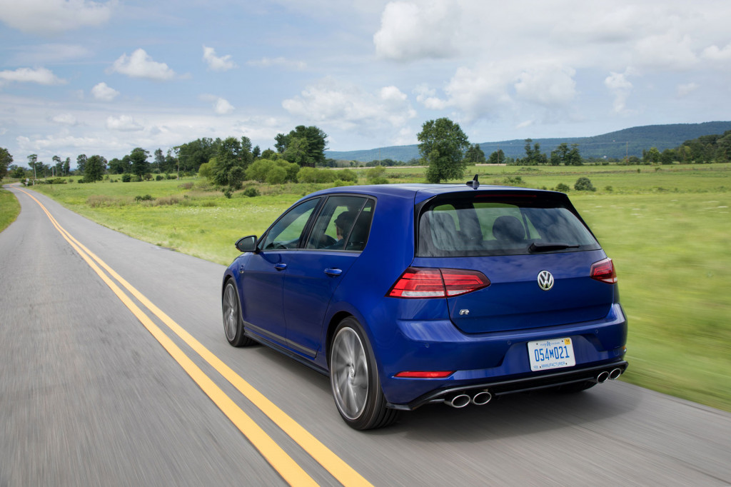 2018 Volkswagen Golf R first drive review: no juvenile delinquent