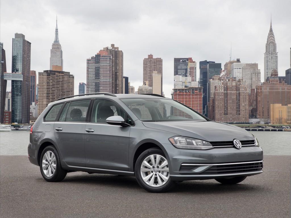 Volkswagen Golf SportWagen: The Car Connection's Best Wagon to Buy 2018