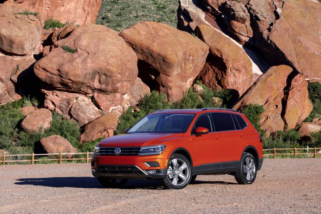 2018 Volkswagen Tiguan first drive: close to closure
