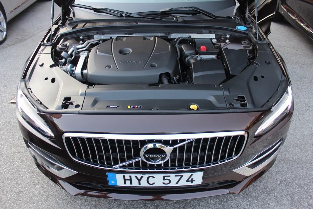 2018 Volvo V90 (Euro-spec prototype) - First Drive, June 2016