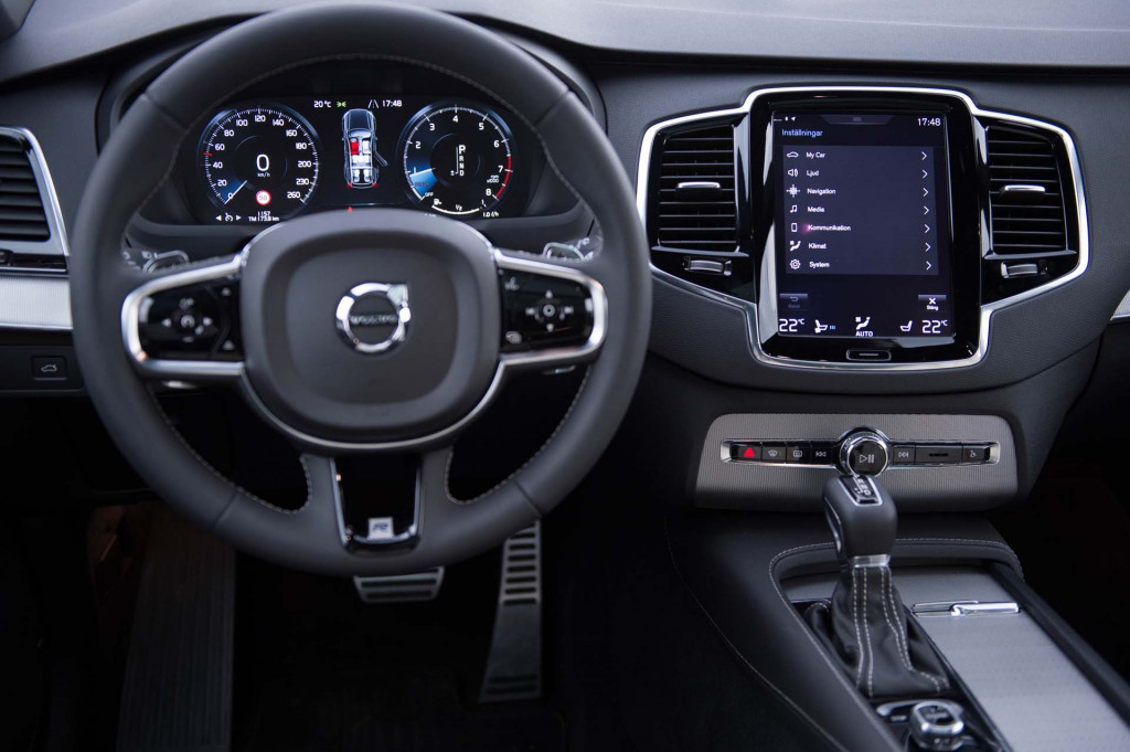 Volvo issues recall for GPS-equipped models over lack of crash location